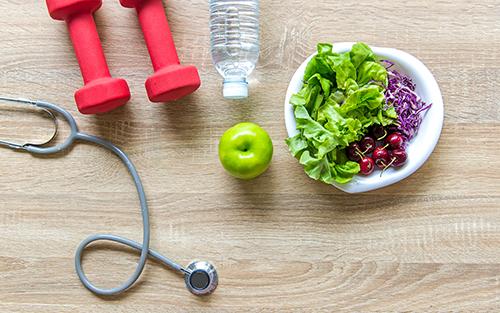 食事と運動